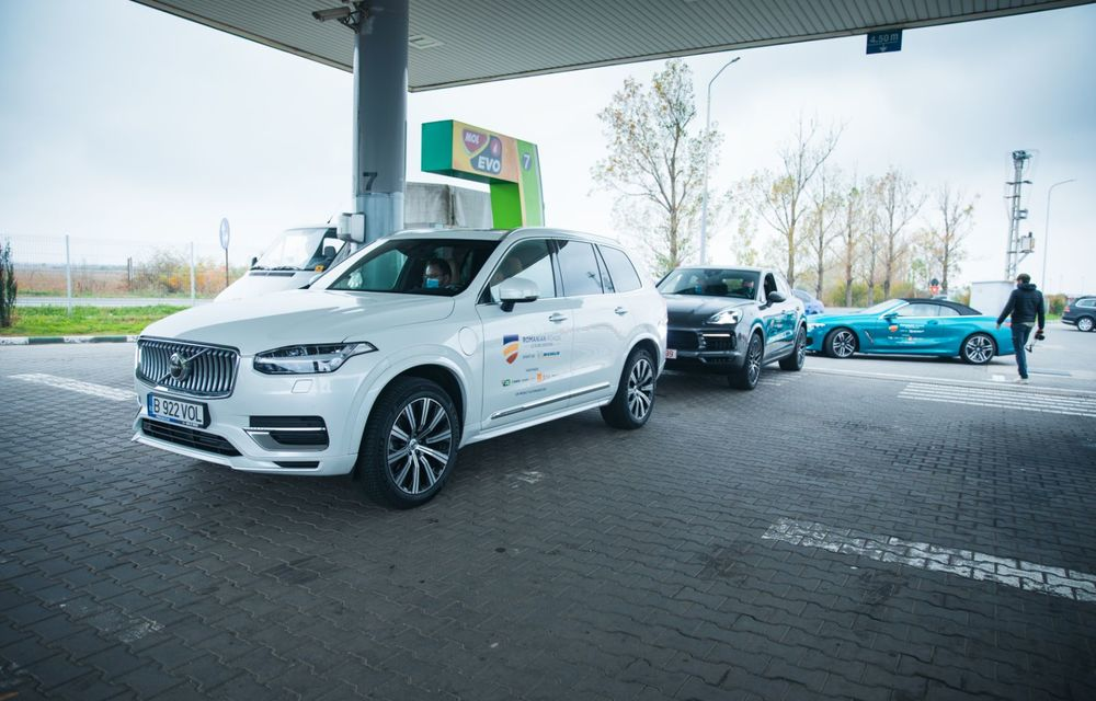 """PORTRET: Volvo XC90 T8 Plug-in hibrid după 2000 de kilometri: """"Luxul suedez este impresionant fără să devină apăsător, fără senzații de exces"""" - Poza 10"""