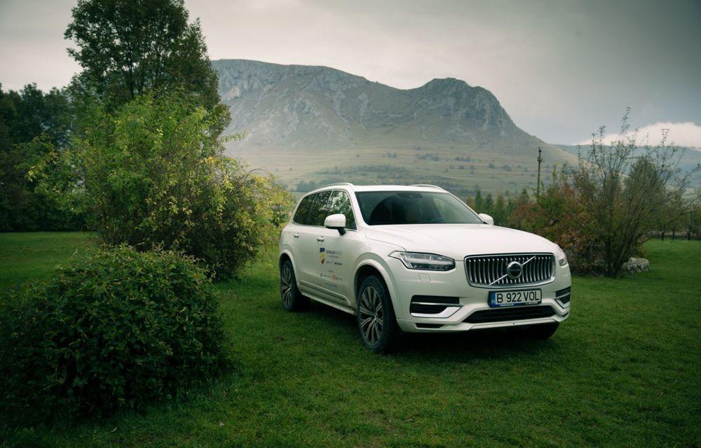 """PORTRET: Volvo XC90 T8 Plug-in hibrid după 2000 de kilometri: """"Luxul suedez este impresionant fără să devină apăsător, fără senzații de exces"""" - Poza 34"""
