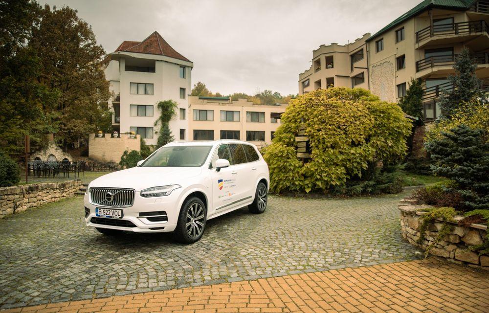 """PORTRET: Volvo XC90 T8 Plug-in hibrid după 2000 de kilometri: """"Luxul suedez este impresionant fără să devină apăsător, fără senzații de exces"""" - Poza 29"""