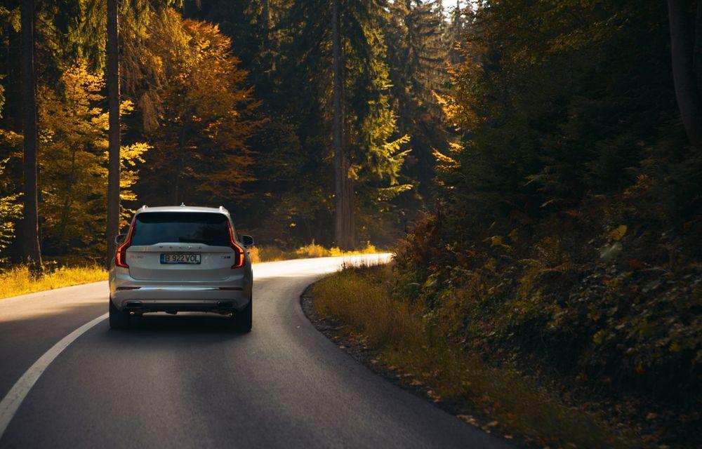 """PORTRET: Volvo XC90 T8 Plug-in hibrid după 2000 de kilometri: """"Luxul suedez este impresionant fără să devină apăsător, fără senzații de exces"""" - Poza 23"""