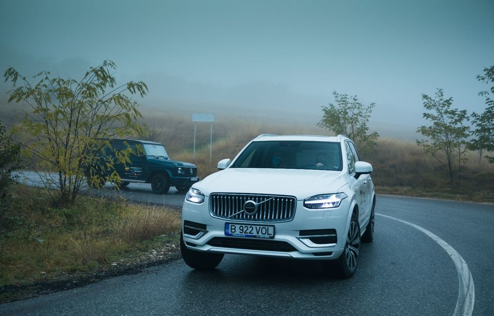 """PORTRET: Volvo XC90 T8 Plug-in hibrid după 2000 de kilometri: """"Luxul suedez este impresionant fără să devină apăsător, fără senzații de exces"""" - Poza 44"""