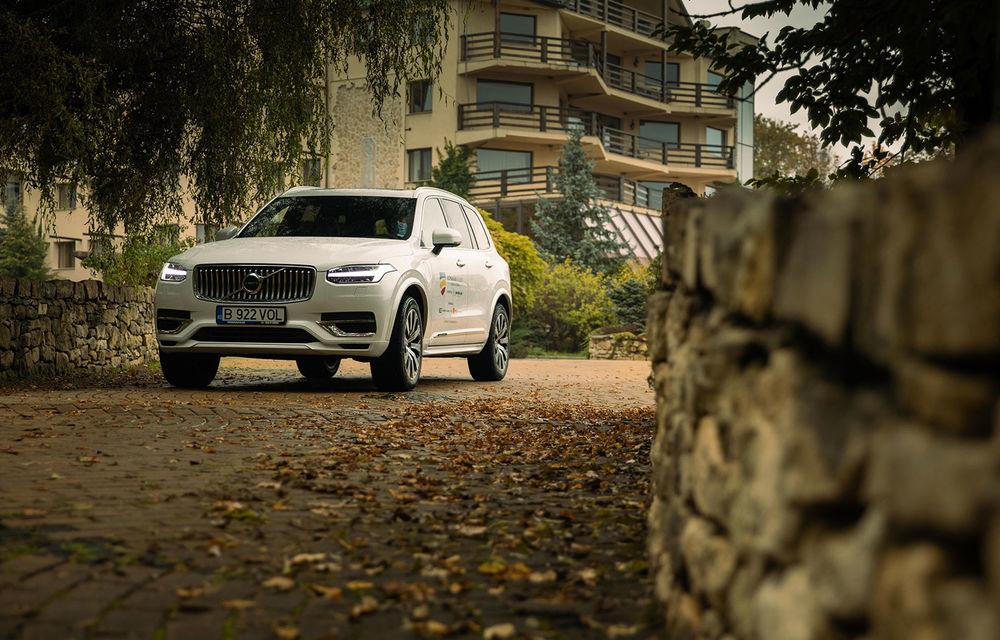 """PORTRET: Volvo XC90 T8 Plug-in hibrid după 2000 de kilometri: """"Luxul suedez este impresionant fără să devină apăsător, fără senzații de exces"""" - Poza 1"""