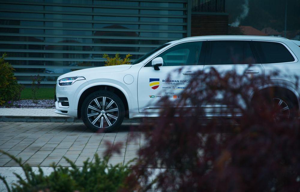 """PORTRET: Volvo XC90 T8 Plug-in hibrid după 2000 de kilometri: """"Luxul suedez este impresionant fără să devină apăsător, fără senzații de exces"""" - Poza 43"""