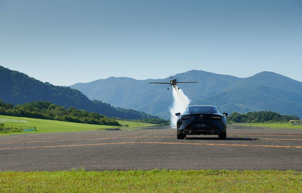 Lexus lansează ediția specială LC Coupe Aviation: 70 de unități disponibile exclusiv pentru piața din Japonia - Poza 5