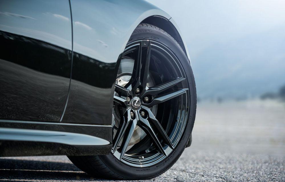 Lexus lansează ediția specială LC Coupe Aviation: 70 de unități disponibile exclusiv pentru piața din Japonia - Poza 10