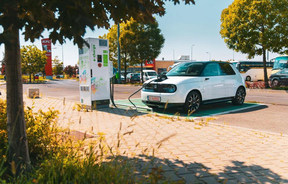 """Honda va cumpăra """"credite de emisii"""" de la Tesla: succesul limitat al modelului electric Honda e forțează japonezii la un acord cu americanii - Poza 1"""