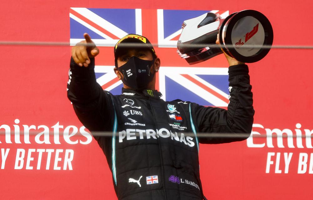 """Hamilton sugerează că s-ar putea retrage din Formula 1: """"Nu există nicio garanție că voi concura anul viitor"""" - Poza 1"""
