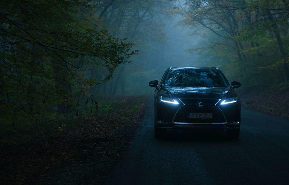 """PORTRET: Lexus RX 450h după 2000 de kilometri: """"RX 450h este despre confort, serenitate și atenție la detalii, nicidecum despre adrenalină și sportivitate"""" - Poza 55"""