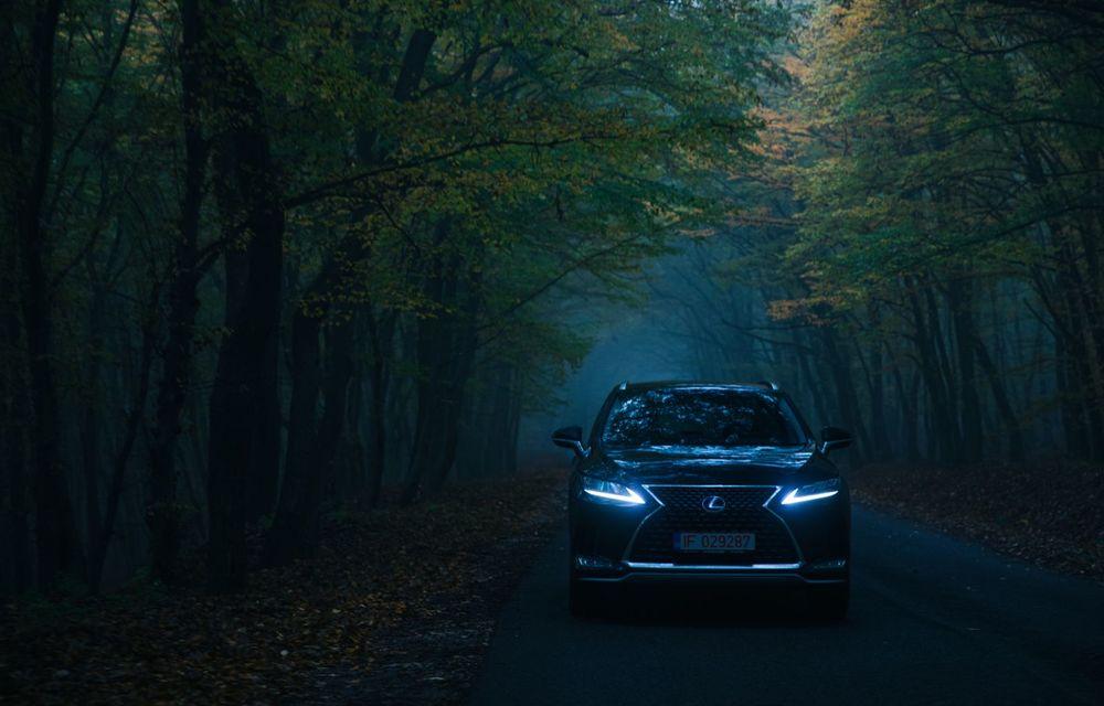 """PORTRET: Lexus RX 450h după 2000 de kilometri: """"RX 450h este despre confort, serenitate și atenție la detalii, nicidecum despre adrenalină și sportivitate"""" - Poza 56"""