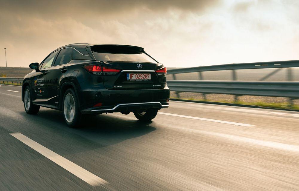 """PORTRET: Lexus RX 450h după 2000 de kilometri: """"RX 450h este despre confort, serenitate și atenție la detalii, nicidecum despre adrenalină și sportivitate"""" - Poza 47"""