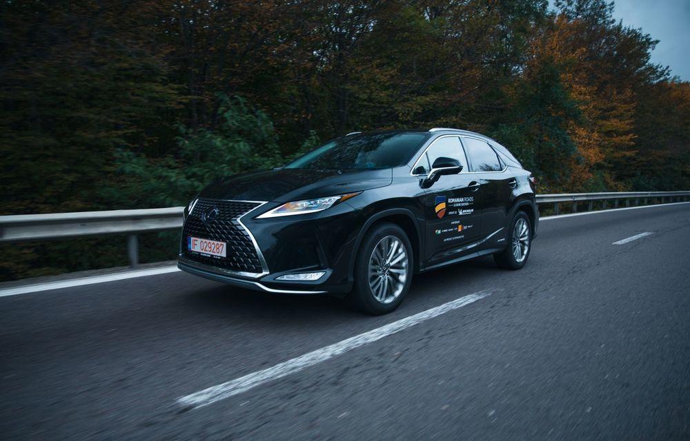 """PORTRET: Lexus RX 450h după 2000 de kilometri: """"RX 450h este despre confort, serenitate și atenție la detalii, nicidecum despre adrenalină și sportivitate"""" - Poza 4"""