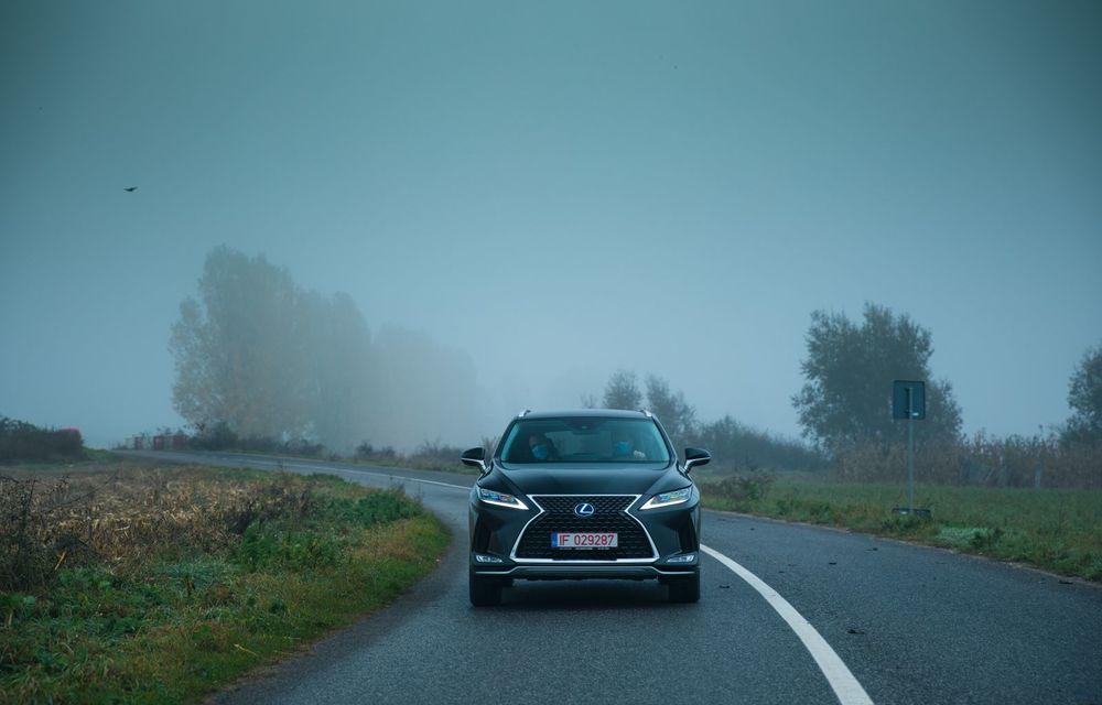"""PORTRET: Lexus RX 450h după 2000 de kilometri: """"RX 450h este despre confort, serenitate și atenție la detalii, nicidecum despre adrenalină și sportivitate"""" - Poza 53"""