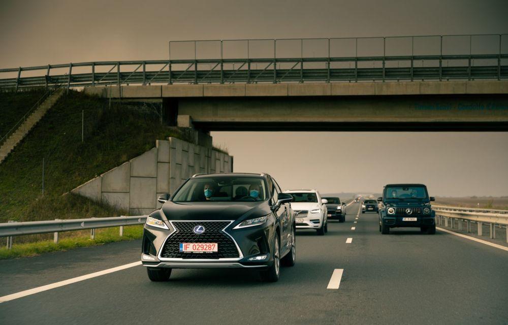 """PORTRET: Lexus RX 450h după 2000 de kilometri: """"RX 450h este despre confort, serenitate și atenție la detalii, nicidecum despre adrenalină și sportivitate"""" - Poza 45"""