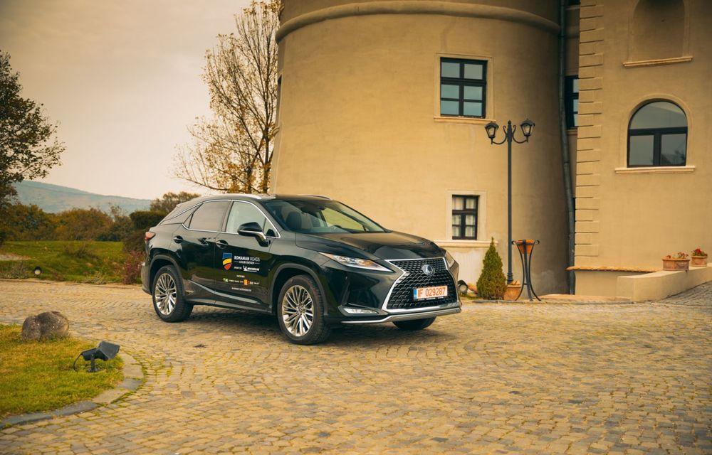 """PORTRET: Lexus RX 450h după 2000 de kilometri: """"RX 450h este despre confort, serenitate și atenție la detalii, nicidecum despre adrenalină și sportivitate"""" - Poza 33"""