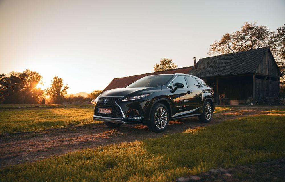 """PORTRET: Lexus RX 450h după 2000 de kilometri: """"RX 450h este despre confort, serenitate și atenție la detalii, nicidecum despre adrenalină și sportivitate"""" - Poza 15"""