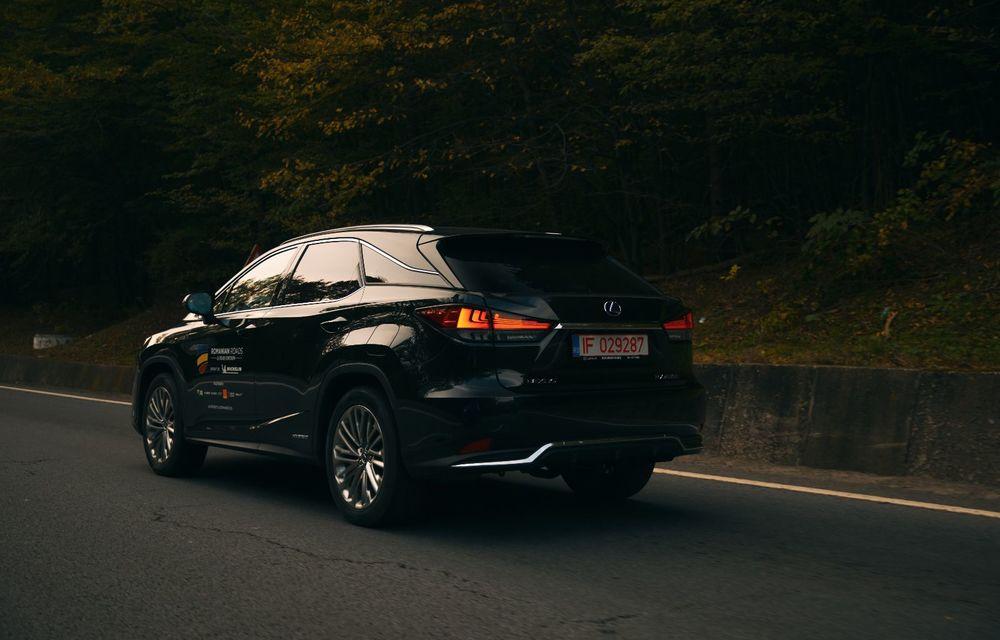 """PORTRET: Lexus RX 450h după 2000 de kilometri: """"RX 450h este despre confort, serenitate și atenție la detalii, nicidecum despre adrenalină și sportivitate"""" - Poza 32"""