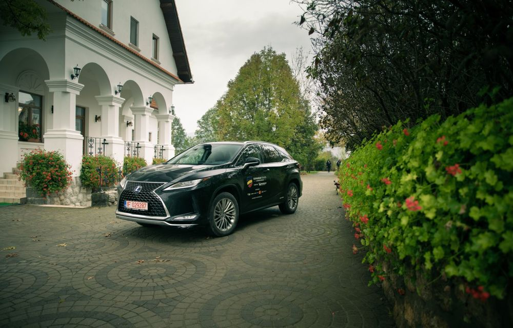 """PORTRET: Lexus RX 450h după 2000 de kilometri: """"RX 450h este despre confort, serenitate și atenție la detalii, nicidecum despre adrenalină și sportivitate"""" - Poza 41"""