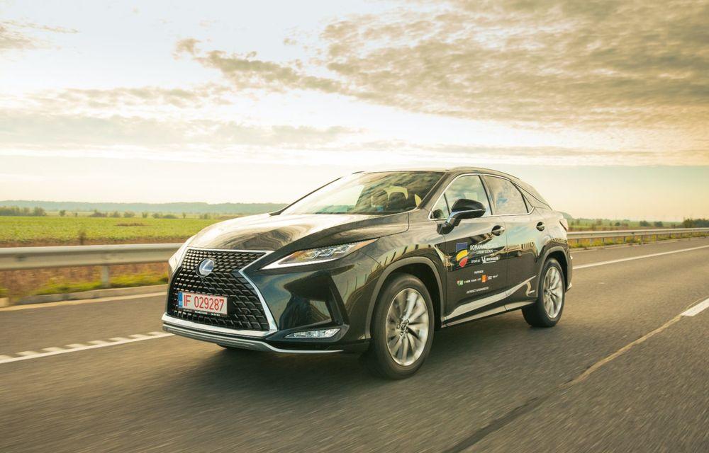 """PORTRET: Lexus RX 450h după 2000 de kilometri: """"RX 450h este despre confort, serenitate și atenție la detalii, nicidecum despre adrenalină și sportivitate"""" - Poza 7"""