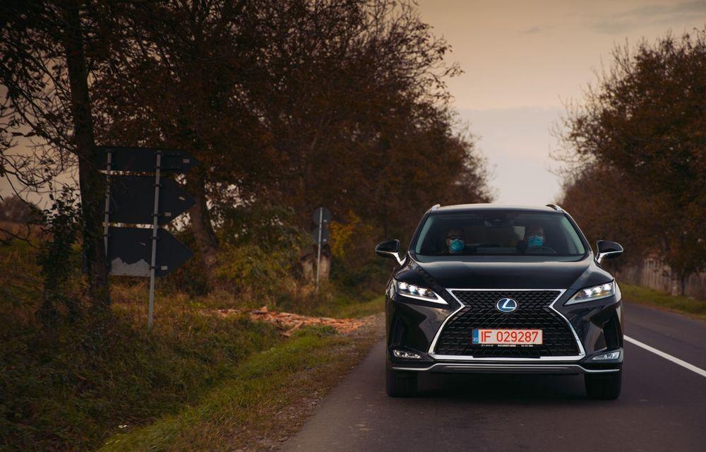 """PORTRET: Lexus RX 450h după 2000 de kilometri: """"RX 450h este despre confort, serenitate și atenție la detalii, nicidecum despre adrenalină și sportivitate"""" - Poza 31"""