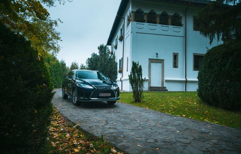"""PORTRET: Lexus RX 450h după 2000 de kilometri: """"RX 450h este despre confort, serenitate și atenție la detalii, nicidecum despre adrenalină și sportivitate"""" - Poza 58"""