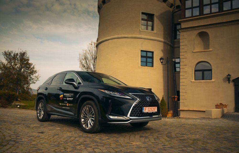 """PORTRET: Lexus RX 450h după 2000 de kilometri: """"RX 450h este despre confort, serenitate și atenție la detalii, nicidecum despre adrenalină și sportivitate"""" - Poza 34"""