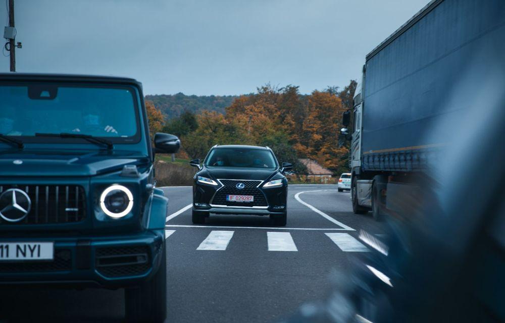 """PORTRET: Lexus RX 450h după 2000 de kilometri: """"RX 450h este despre confort, serenitate și atenție la detalii, nicidecum despre adrenalină și sportivitate"""" - Poza 3"""