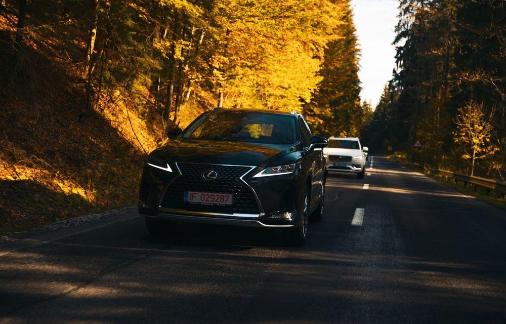"""PORTRET: Lexus RX 450h după 2000 de kilometri: """"RX 450h este despre confort, serenitate și atenție la detalii, nicidecum despre adrenalină și sportivitate"""" - Poza 24"""