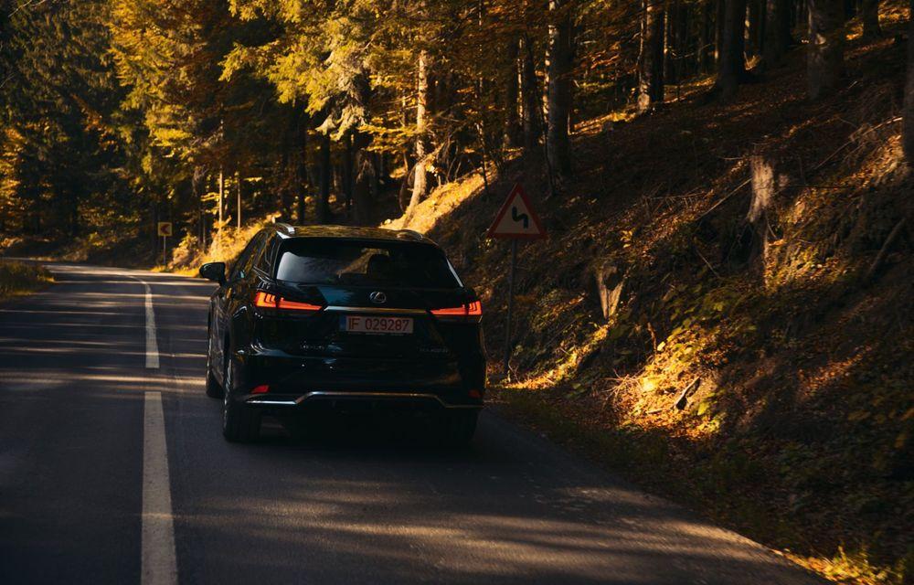 """PORTRET: Lexus RX 450h după 2000 de kilometri: """"RX 450h este despre confort, serenitate și atenție la detalii, nicidecum despre adrenalină și sportivitate"""" - Poza 26"""