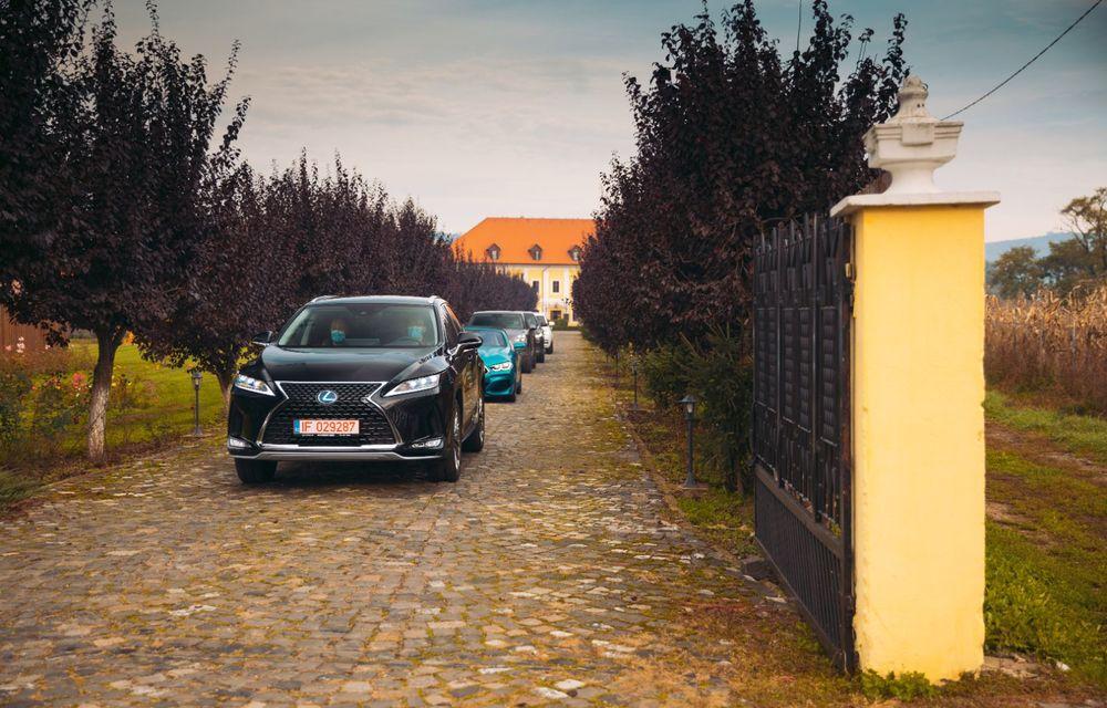 """PORTRET: Lexus RX 450h după 2000 de kilometri: """"RX 450h este despre confort, serenitate și atenție la detalii, nicidecum despre adrenalină și sportivitate"""" - Poza 30"""