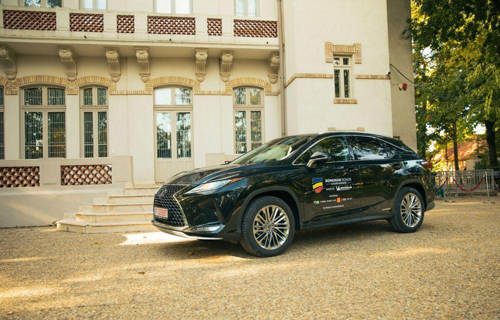 """PORTRET: Lexus RX 450h după 2000 de kilometri: """"RX 450h este despre confort, serenitate și atenție la detalii, nicidecum despre adrenalină și sportivitate"""" - Poza 8"""
