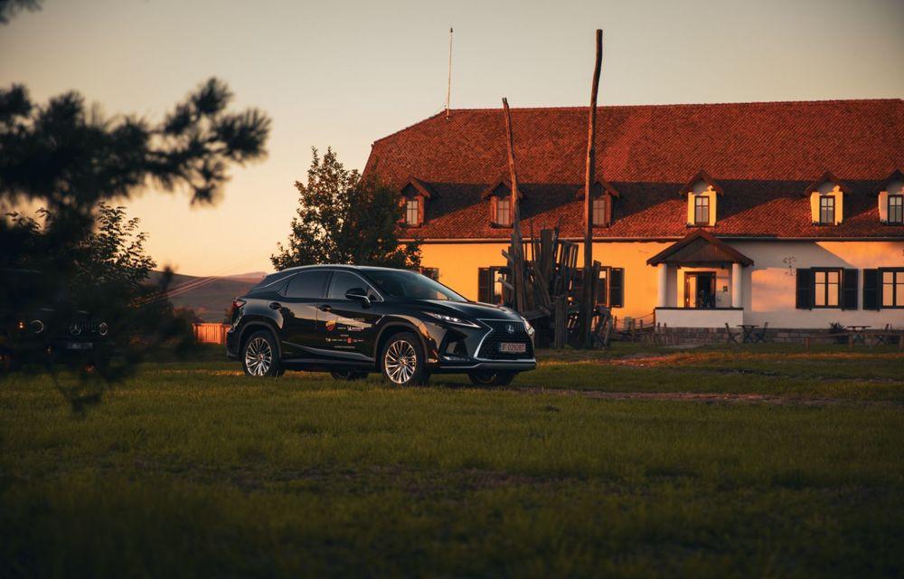"""PORTRET: Lexus RX 450h după 2000 de kilometri: """"RX 450h este despre confort, serenitate și atenție la detalii, nicidecum despre adrenalină și sportivitate"""" - Poza 19"""