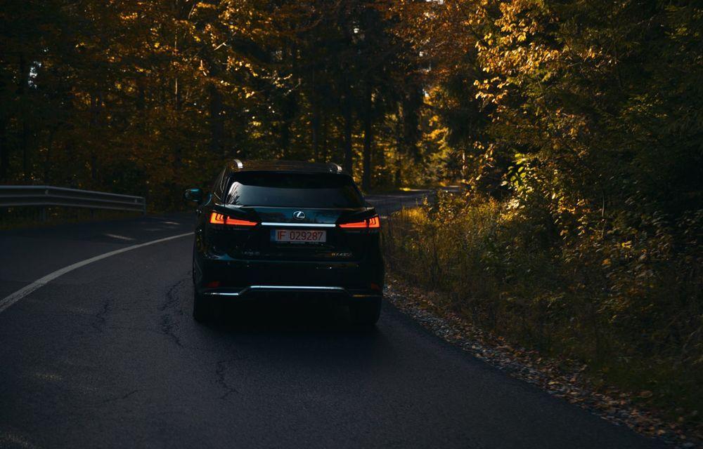 """PORTRET: Lexus RX 450h după 2000 de kilometri: """"RX 450h este despre confort, serenitate și atenție la detalii, nicidecum despre adrenalină și sportivitate"""" - Poza 28"""