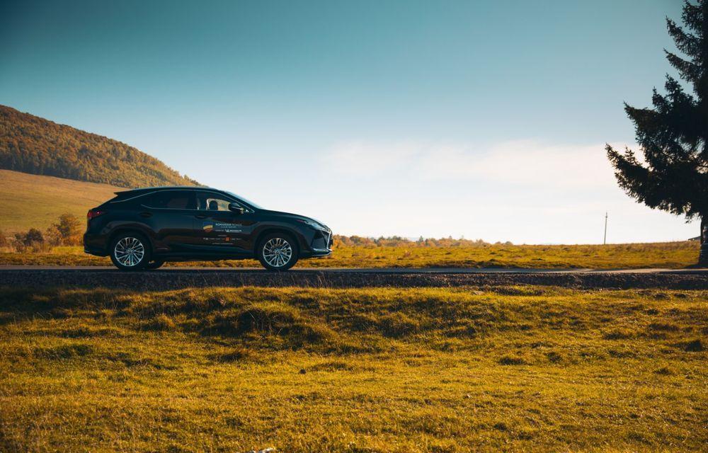"""PORTRET: Lexus RX 450h după 2000 de kilometri: """"RX 450h este despre confort, serenitate și atenție la detalii, nicidecum despre adrenalină și sportivitate"""" - Poza 20"""