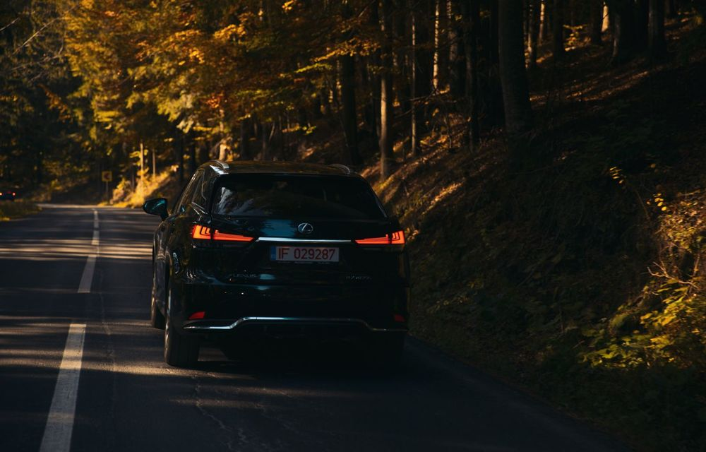 """PORTRET: Lexus RX 450h după 2000 de kilometri: """"RX 450h este despre confort, serenitate și atenție la detalii, nicidecum despre adrenalină și sportivitate"""" - Poza 25"""