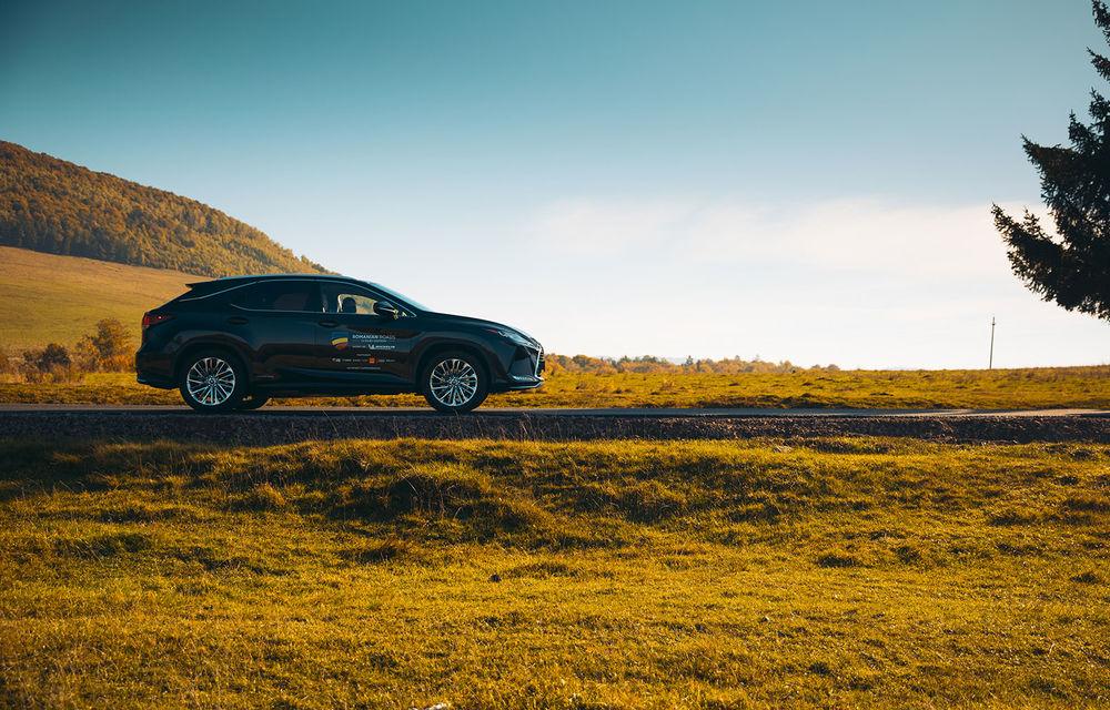 """PORTRET: Lexus RX 450h după 2000 de kilometri: """"RX 450h este despre confort, serenitate și atenție la detalii, nicidecum despre adrenalină și sportivitate"""" - Poza 1"""