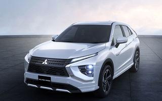 Plan pe 10 ani: Mitsubishi vrea să mărească vânzările de vehicule electrificate la 50% din total până în 2030