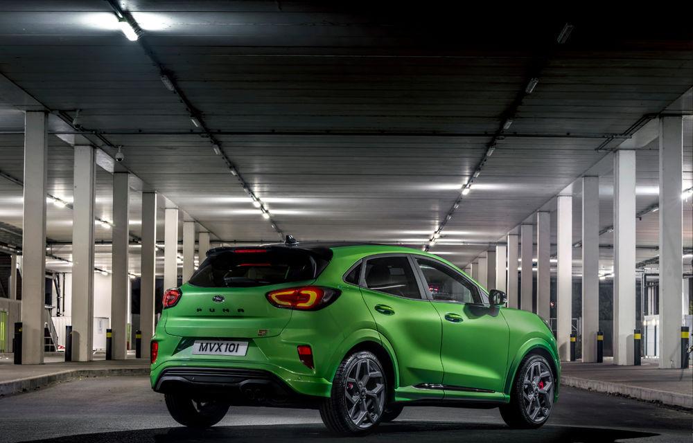 Prețuri Ford Puma ST în România: SUV-ul de performanță pornește de la peste 29.000 de euro - Poza 3