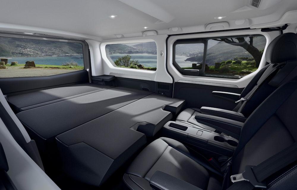 Primele imagini cu Renault Trafic facelift: noua gamă pentru transportul de pasageri primește modificări de design și motoare diesel de până la 170 CP - Poza 7