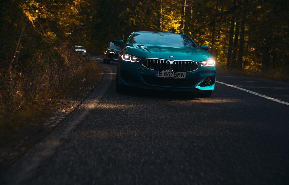 """PORTRET: BMW Seria 8 Cabriolet după 2000 de kilometri: """"Din punct de vedere tehnic, BMW M850i xDrive este o creație impresionantă"""" - Poza 28"""