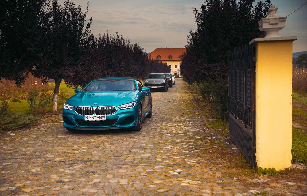 """PORTRET: BMW Seria 8 Cabriolet după 2000 de kilometri: """"Din punct de vedere tehnic, BMW M850i xDrive este o creație impresionantă"""" - Poza 24"""