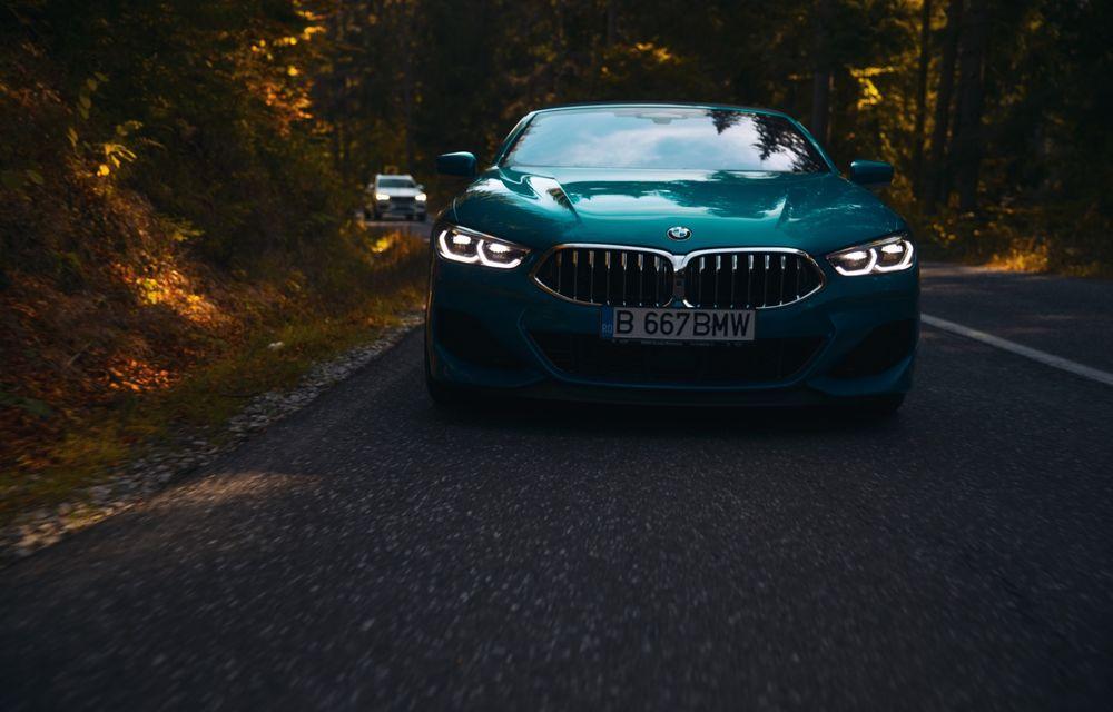"""PORTRET: BMW Seria 8 Cabriolet după 2000 de kilometri: """"Din punct de vedere tehnic, BMW M850i xDrive este o creație impresionantă"""" - Poza 27"""