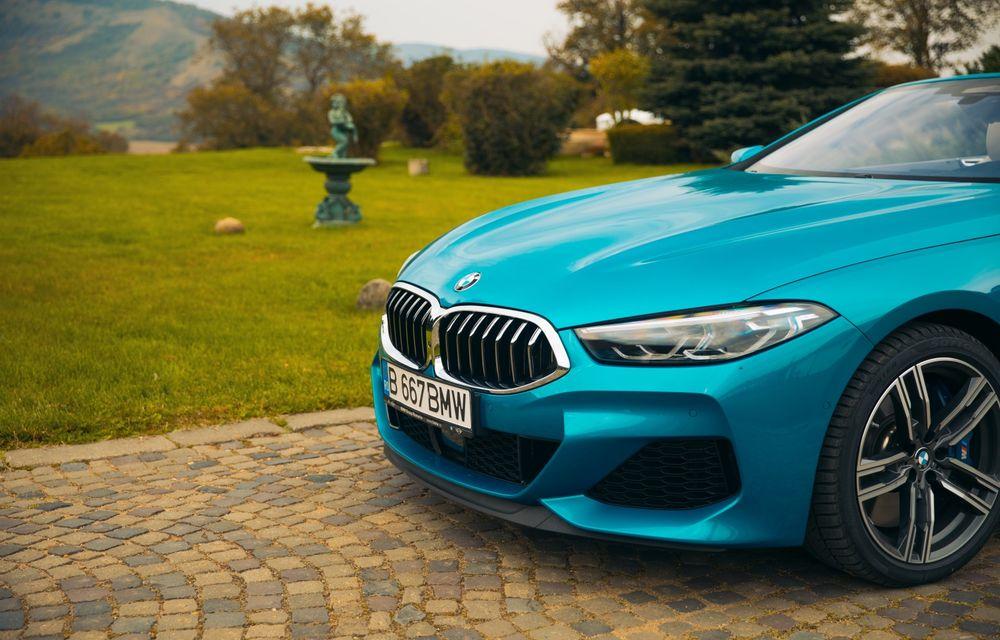 """PORTRET: BMW Seria 8 Cabriolet după 2000 de kilometri: """"Din punct de vedere tehnic, BMW M850i xDrive este o creație impresionantă"""" - Poza 18"""