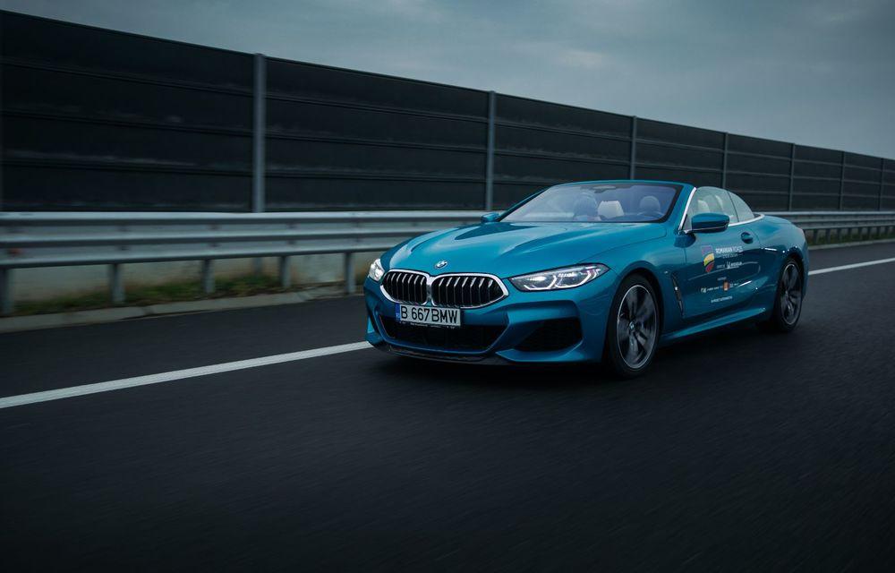 """PORTRET: BMW Seria 8 Cabriolet după 2000 de kilometri: """"Din punct de vedere tehnic, BMW M850i xDrive este o creație impresionantă"""" - Poza 15"""