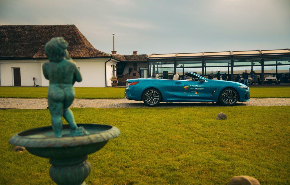"""PORTRET: BMW Seria 8 Cabriolet după 2000 de kilometri: """"Din punct de vedere tehnic, BMW M850i xDrive este o creație impresionantă"""" - Poza 20"""