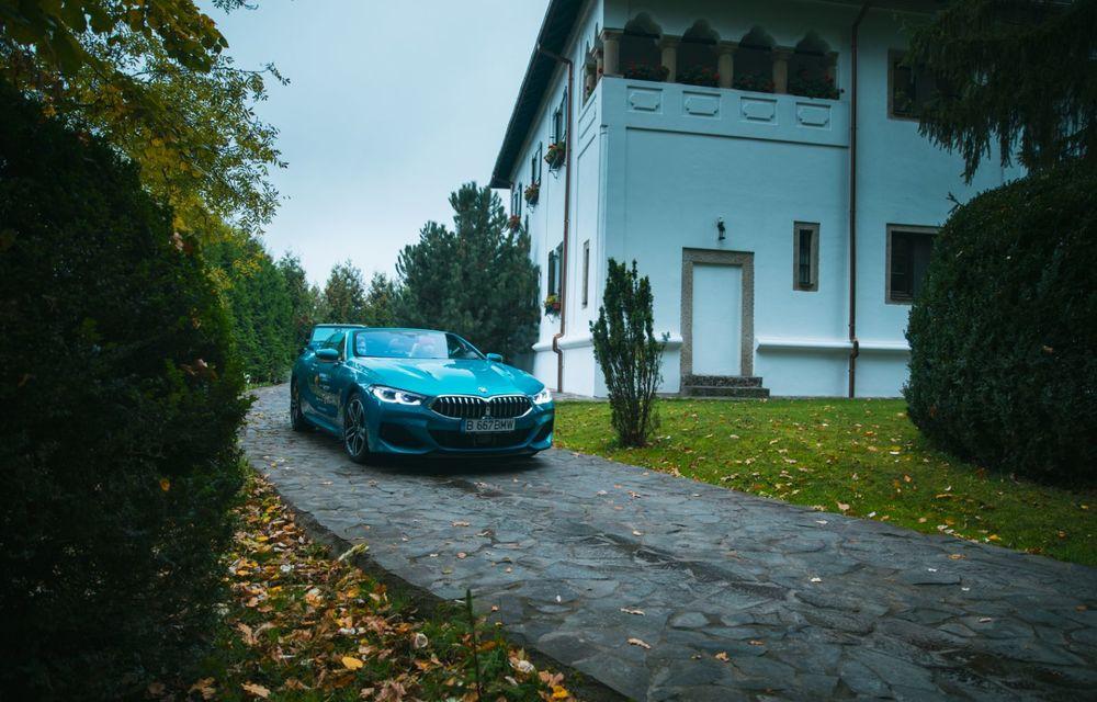 """PORTRET: BMW Seria 8 Cabriolet după 2000 de kilometri: """"Din punct de vedere tehnic, BMW M850i xDrive este o creație impresionantă"""" - Poza 5"""