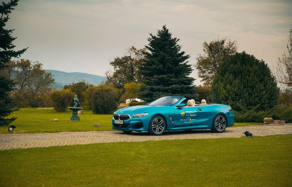 """PORTRET: BMW Seria 8 Cabriolet după 2000 de kilometri: """"Din punct de vedere tehnic, BMW M850i xDrive este o creație impresionantă"""" - Poza 19"""