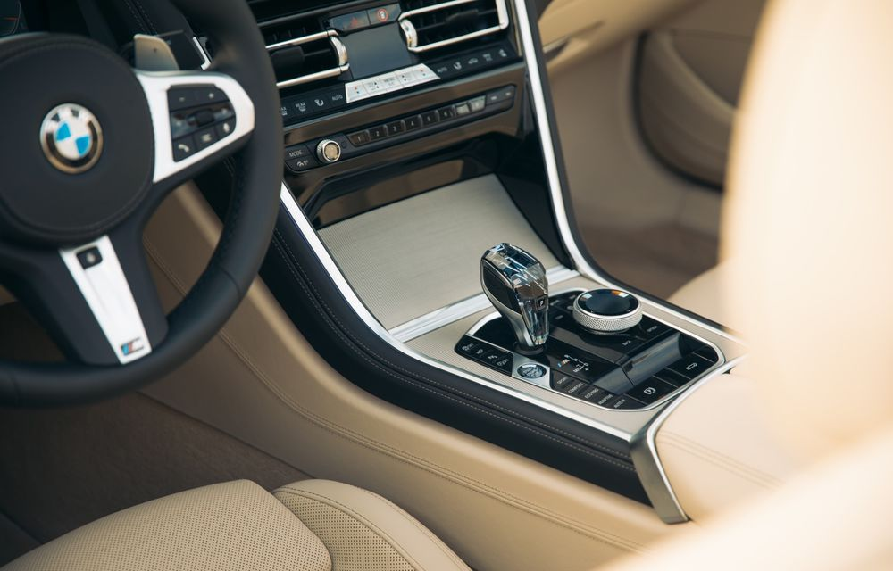 """PORTRET: BMW Seria 8 Cabriolet după 2000 de kilometri: """"Din punct de vedere tehnic, BMW M850i xDrive este o creație impresionantă"""" - Poza 38"""