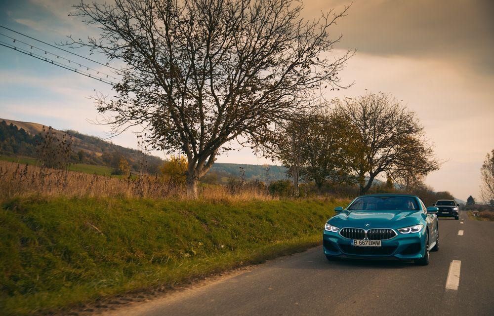 """PORTRET: BMW Seria 8 Cabriolet după 2000 de kilometri: """"Din punct de vedere tehnic, BMW M850i xDrive este o creație impresionantă"""" - Poza 23"""