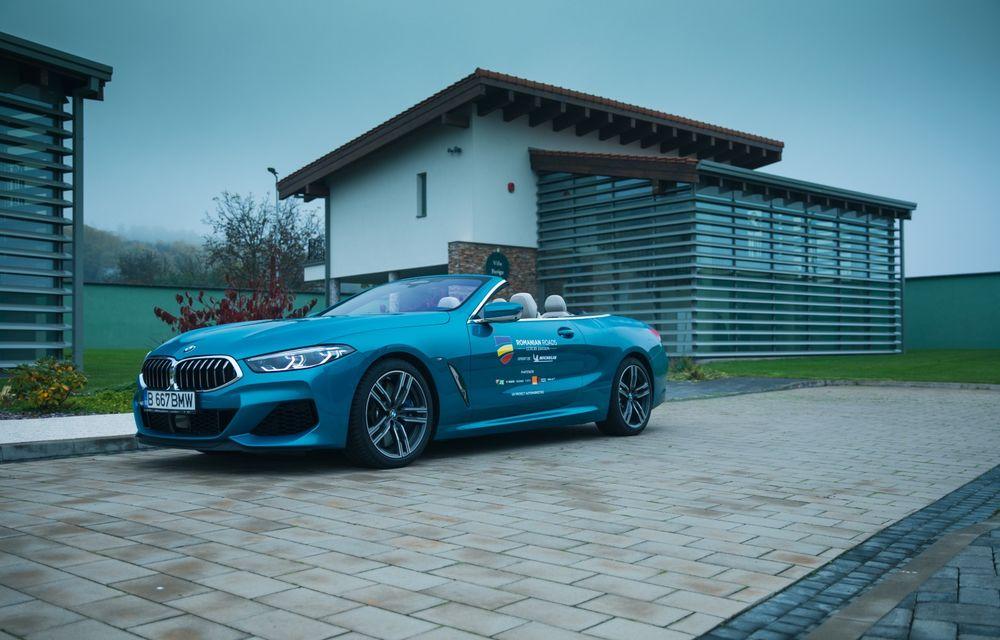 """PORTRET: BMW Seria 8 Cabriolet după 2000 de kilometri: """"Din punct de vedere tehnic, BMW M850i xDrive este o creație impresionantă"""" - Poza 8"""