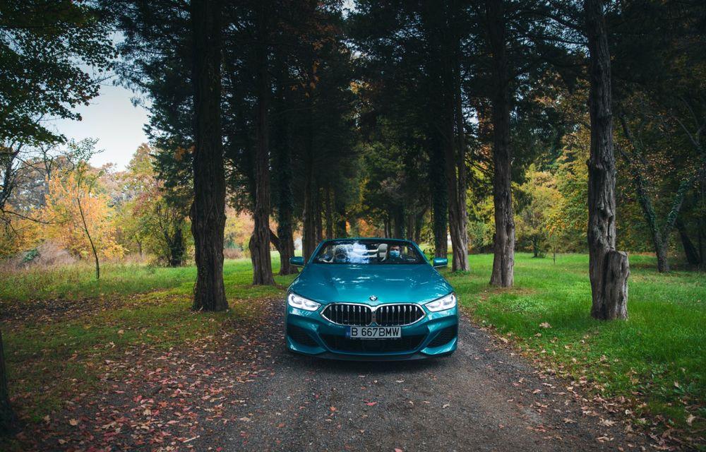 """PORTRET: BMW Seria 8 Cabriolet după 2000 de kilometri: """"Din punct de vedere tehnic, BMW M850i xDrive este o creație impresionantă"""" - Poza 2"""
